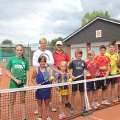 1. Sommer-Tennis-Camp